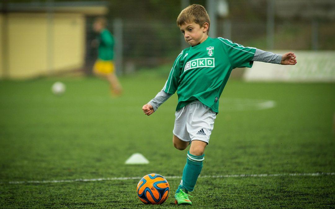 Fodbold er den største fritidsbeskæftigelse blandt børn og unge